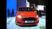 Direto de Genebra: Fotos da versão definitiva do Ford Fiesta ST ao vivo