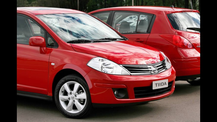 Nissan cria programa de fidelidade que dá descontos de até R$ 5 mil