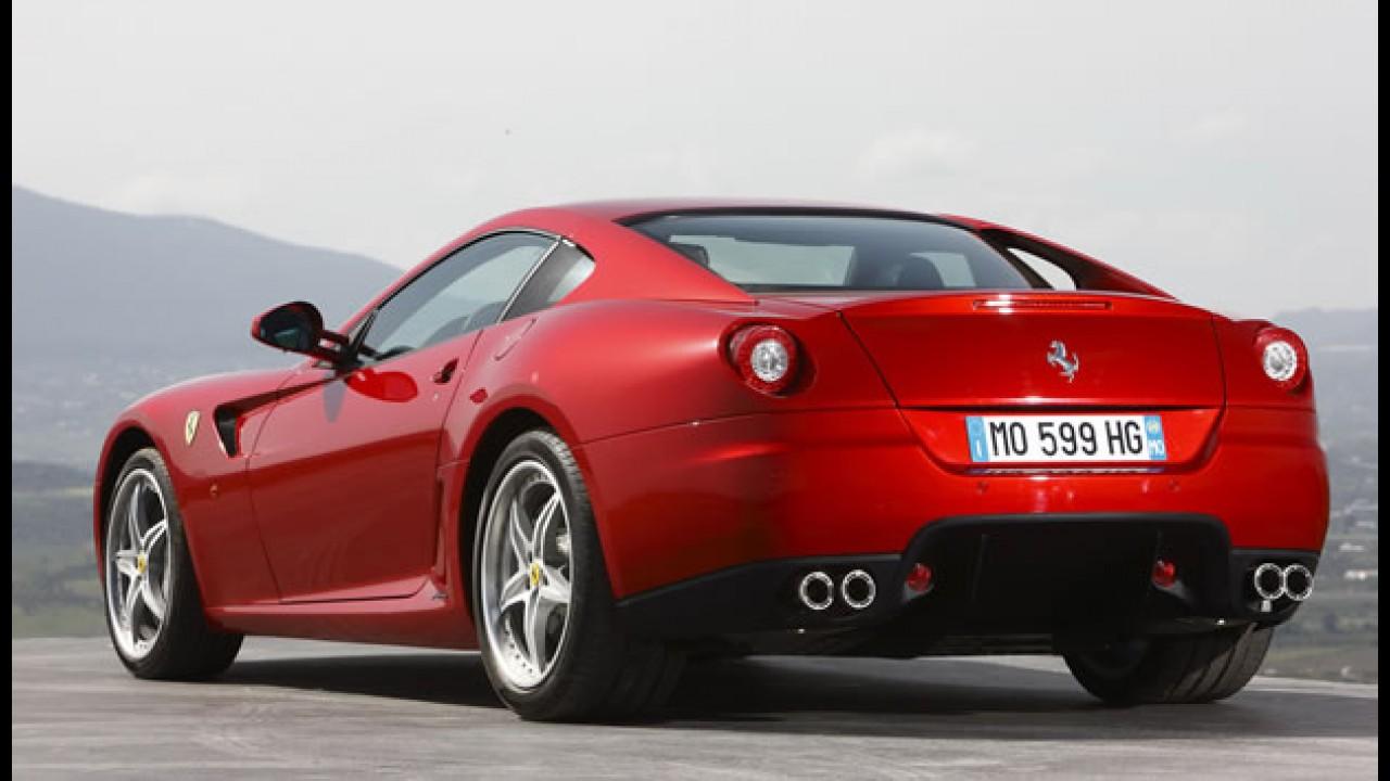 Ferrari 599 Hybrid - Marca italiana confirma que lançará um modelo híbrido