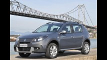 Renault Sandero Stepway automático já está no site da marca; preço começa em R$ 47.490