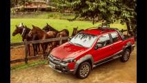 Fiat Strada ganha série especial Mangalarga Marchador