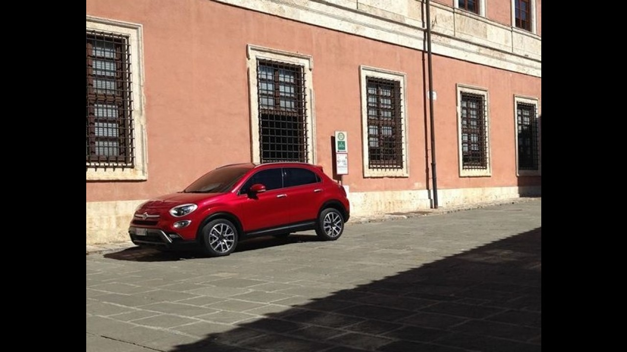 Este é o novo Fiat 500X; vaza suposta primeira imagem oficial do crossover