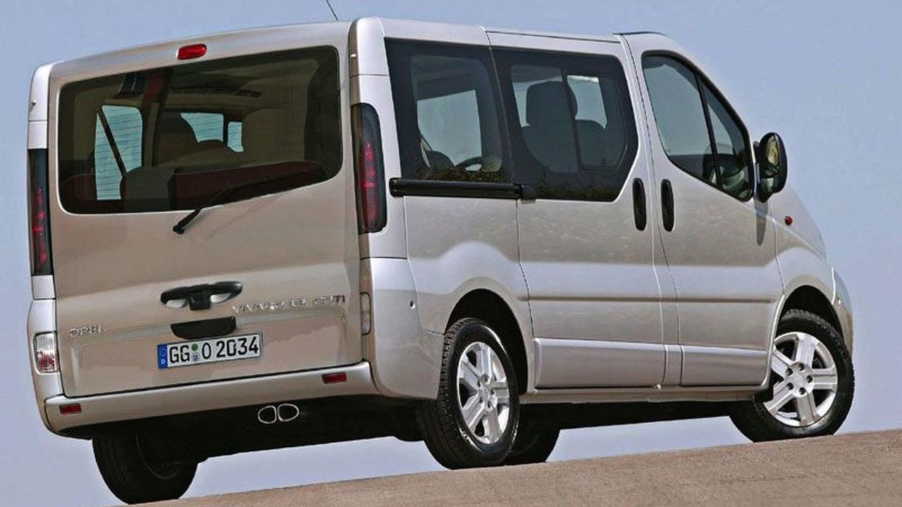 New Opel Vivaro Style
