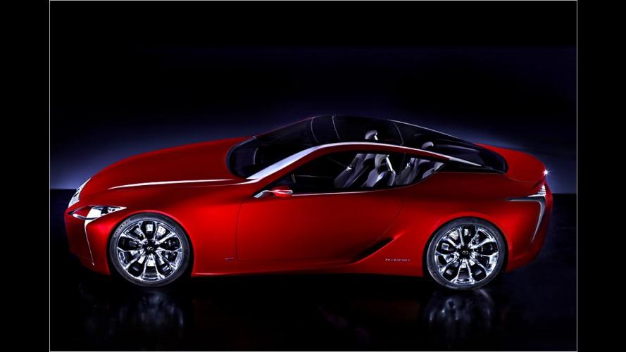 Lexus-Version des neuen Toyota-Sportlers?