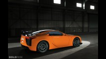 Lexus LFA Nurburgring Package