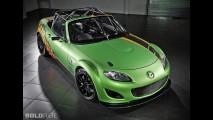 Mazda MX-5 GT Race Car