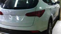 2013 Hyundai Santa Fe / ix45 leaked image