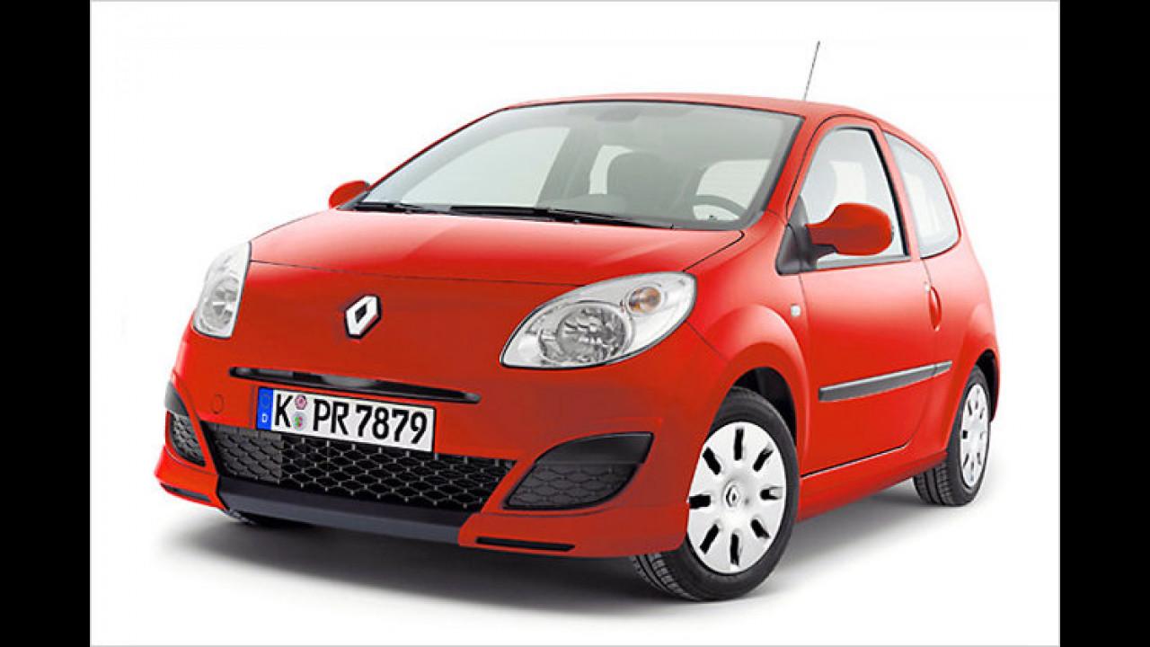 Renault Twingo 1.2 LEV Eco2