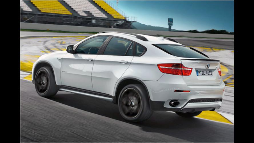 Performance-Pakete für den BMW X6
