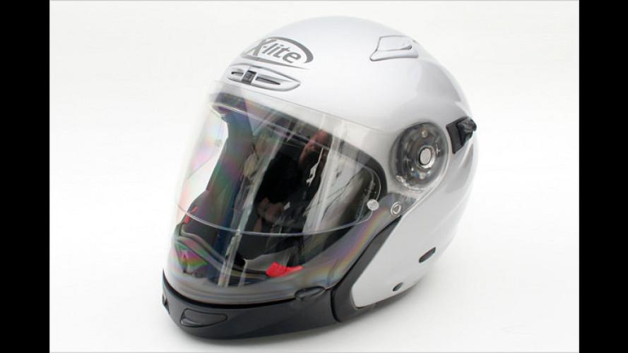 Zehn Helme im Test: Die Hälfte neigt zum Beschlagen