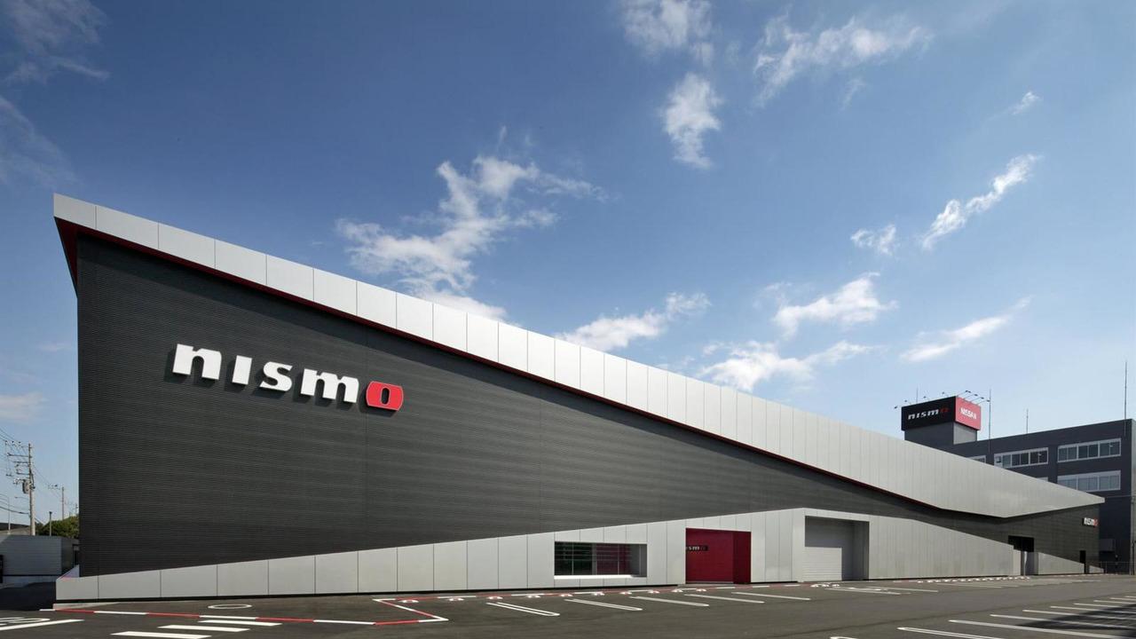 Nismo global headquarters and development center in Yokohama, Japan