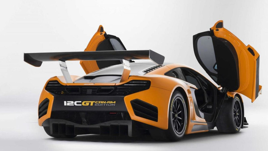 McLaren 12C GT Can-Am Edition enters limited production