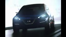 Nissan Sway concept, le prime immagini