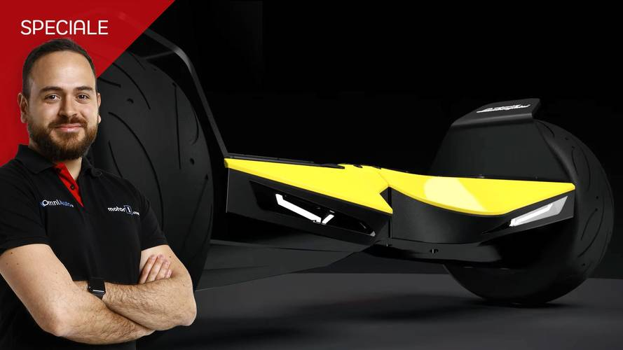 Lamborghini, non solo quattro ruote: ora c'è l'hoverboard