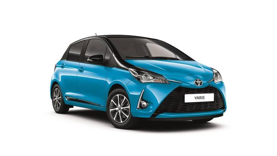 Une nouvelle série limitée pour la Toyota Yaris