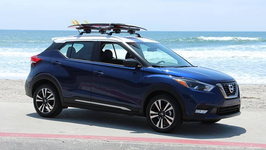 2018 Nissan Kicks: First Drive