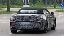 BMW 8 Series Convertible new spy photos