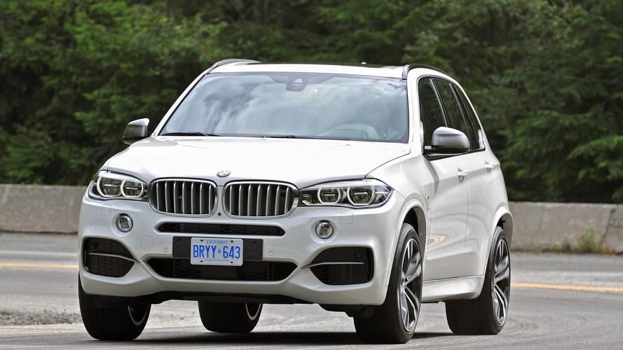 BMW relança X5 M50d no Brasil por R$ 524.950