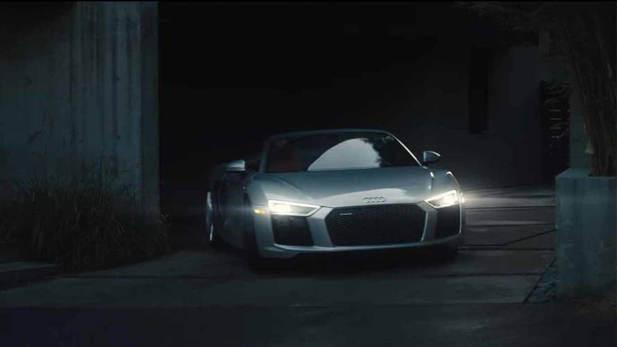Audi Shows Potential Flaws Of Autonomous Driving In R8 Spyder Ad