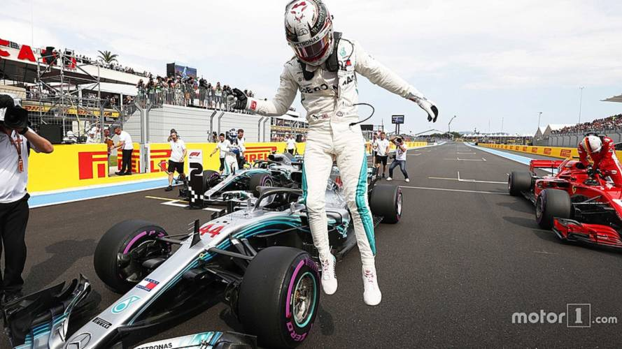 2018 F1 French GP: Hamilton Beats Bottas To Last-Gasp Pole