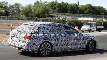 2012 Audi S6 Avant spy photo - 17.5.2011