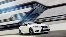 Lexus CT and IS Sport (Euro-spec)