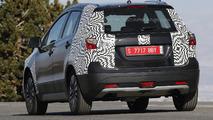2016 Suzuki SX-4 Cross facelift spy photo
