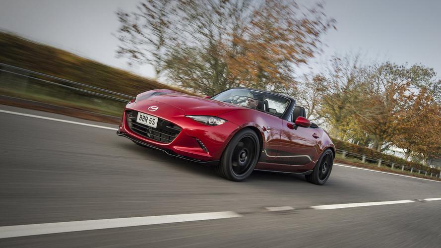 Mazda MX-5 gets tuned to 190 bhp