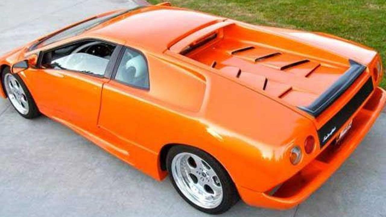 Lamborghini Diablo replica for sale