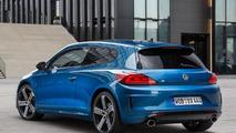 2015 Volkswagen Scirocco R