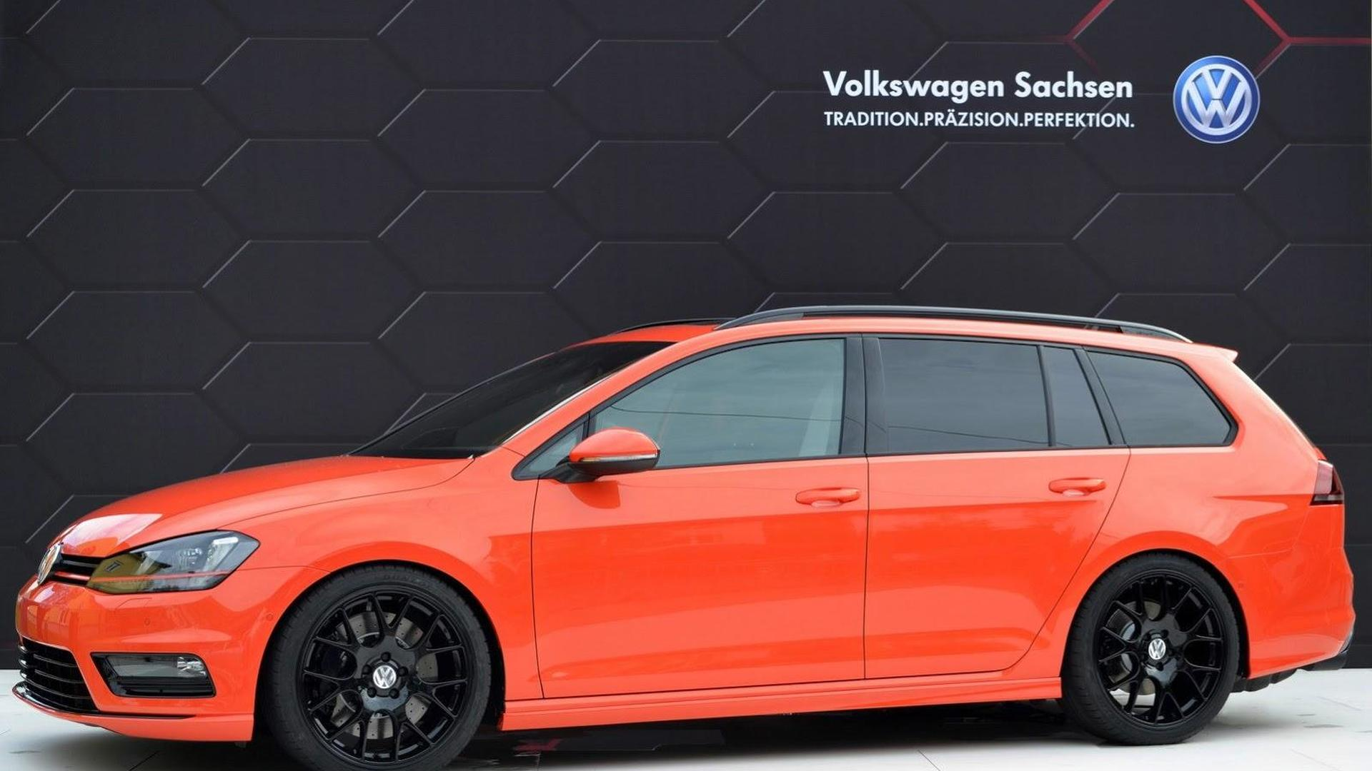 Фото Volkswagen Golf Variant Youngster 5000