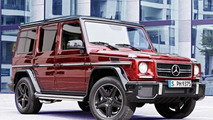 Mercedes-Benz G63/G65 Crazy Color Edition