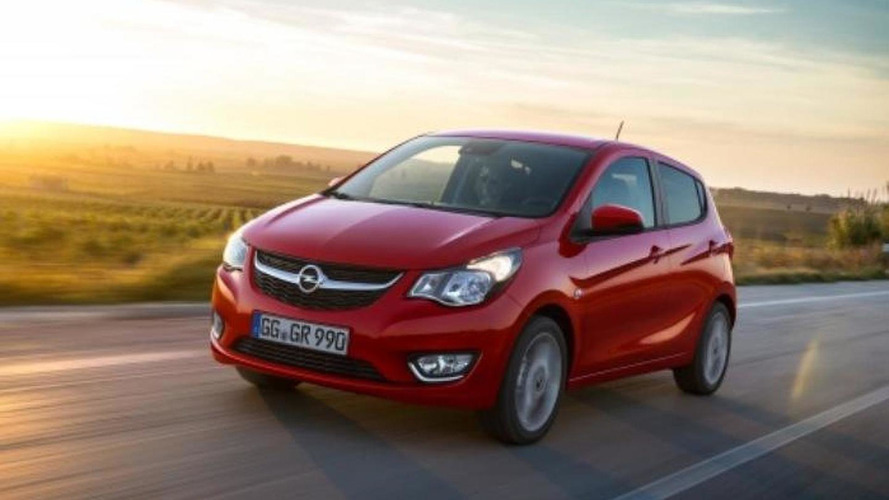 Opel announces €9,500 starting price in Germany for 2015 Karl, on sale this summer