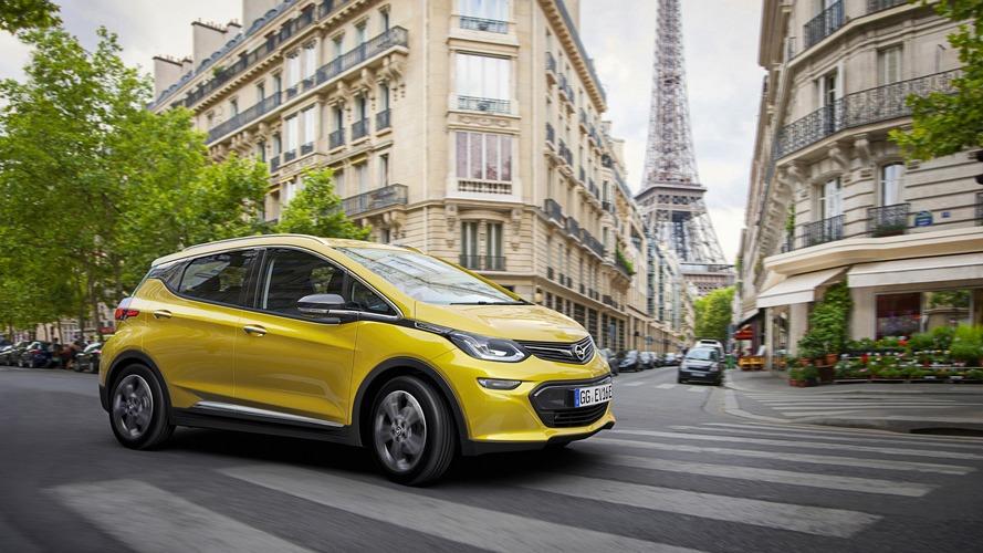 Opel Ampera-e 2017, con 520 kilómetros de autonomía