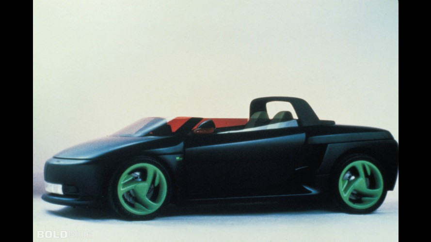Plymouth Speedster Concept