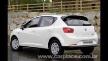 Seat Ibiza Ecomotive - Versão ecológica faz até 26,3 km por litro de diesel