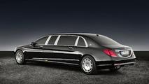Mercedes-Maybach S600 Pullman Guard