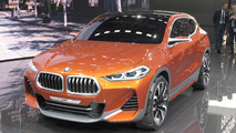 BMW X2 Concept Video