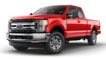 2017 Ford F-150, Super Duty add STX Appearance trim level
