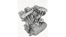 1966 Harley-Davidson Shovelhead engine