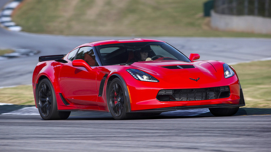 2017 Chevrolet Corvette Z06 to get cooling improvements