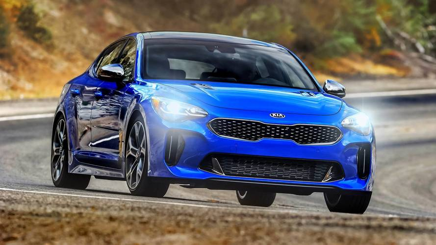 Here's Your Chance To Test The Kia Stinger GT Against Its Rivals