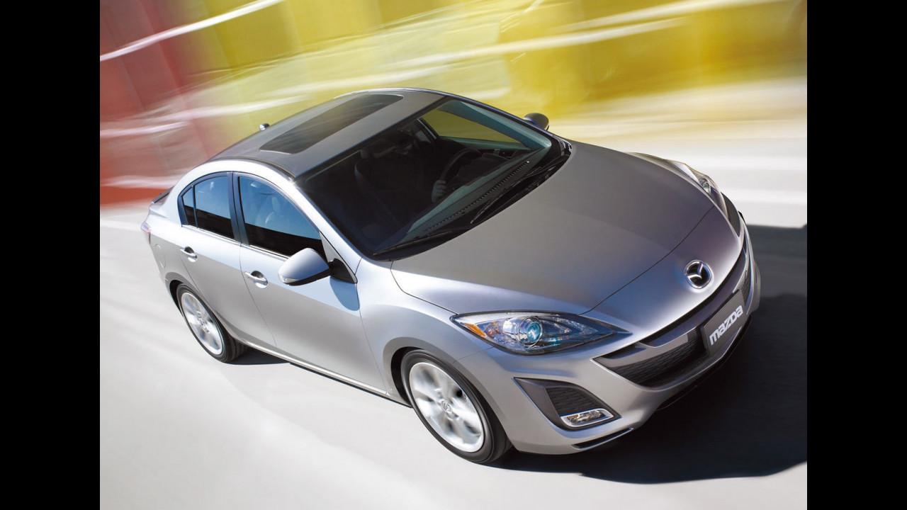 Nuova Mazda3, pronta al debutto