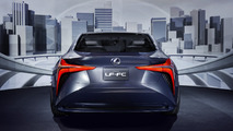 Lexus FCV confirmed for 2020