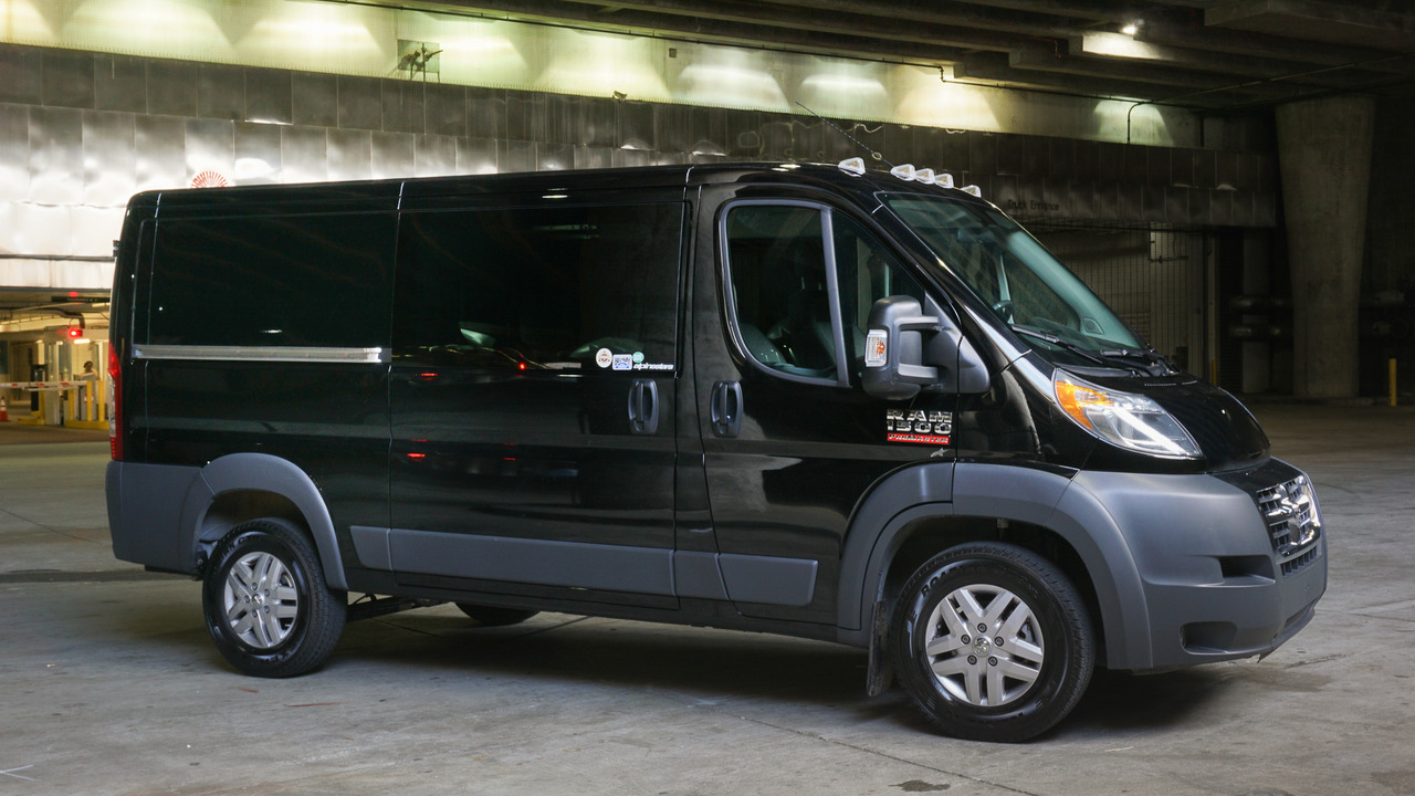 Ram 1500 Towing Capacity >> Long-Term Review: 2016 Ram Promaster 1500 Cargo