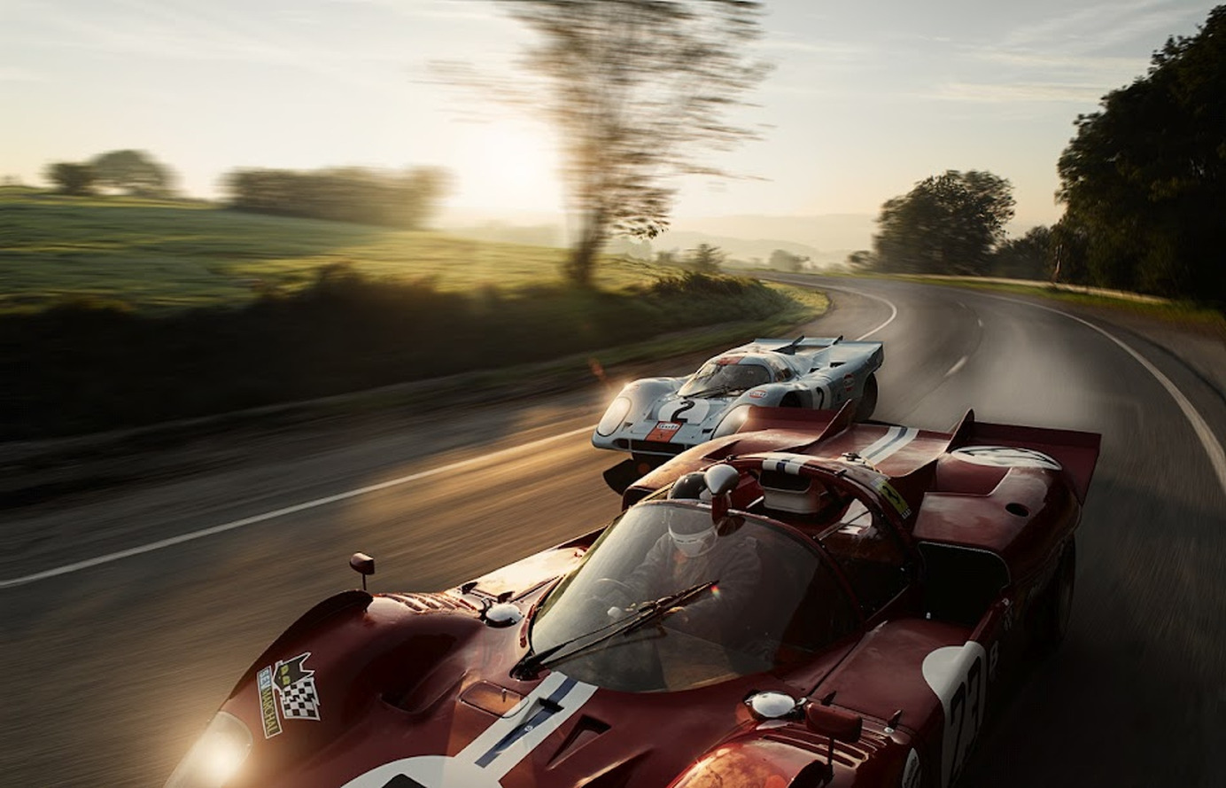 Four Great Rivalries from Le Mans
