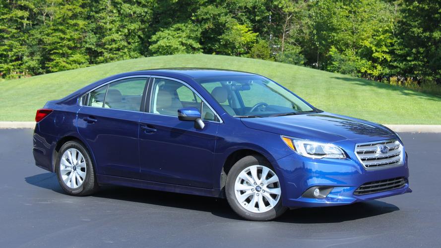 Review: 2016 Subaru Legacy 2.5i Premium