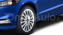 2017 Ford Fiesta rendering