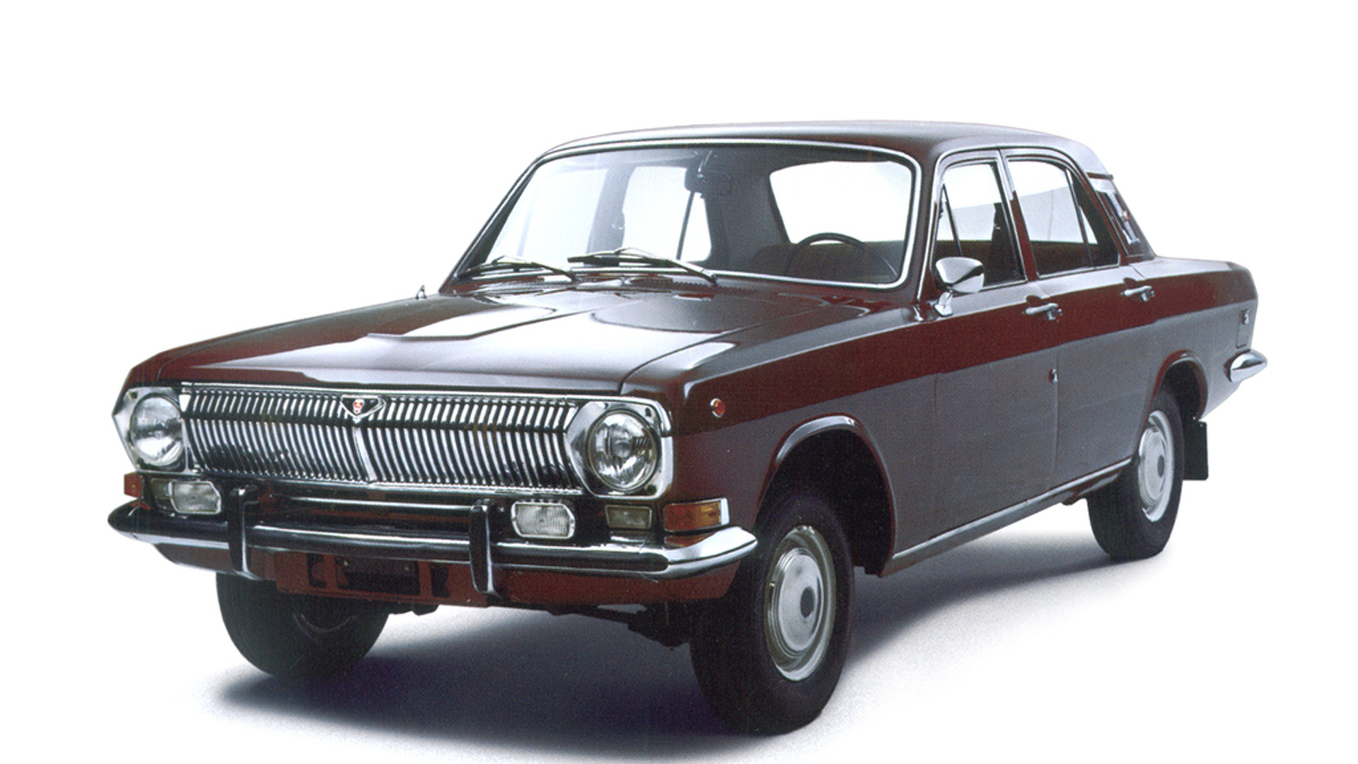 Limousine For Sale >> Soviet Cars Were Weird: Volga GAZ-24