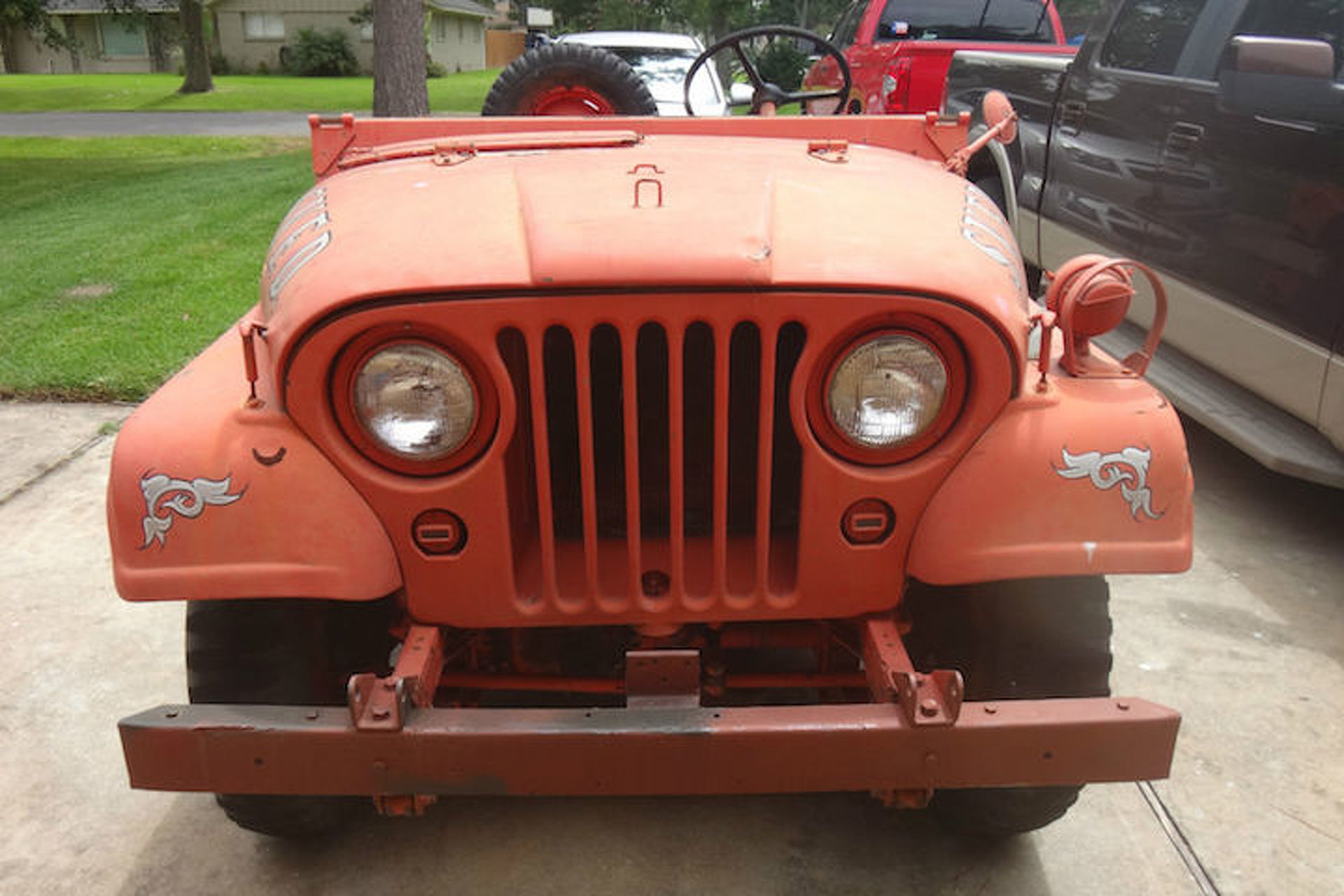 1953 willys jeep fire truck has less than 4000 original this 1953 willys jeep fire truck has less than 4000 original miles publicscrutiny Choice Image